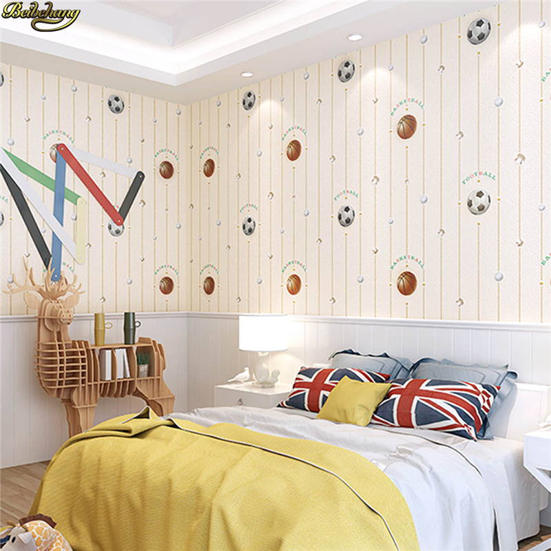beibehang Cute cartoon deerskin wallpaper roll childrens room 800x800