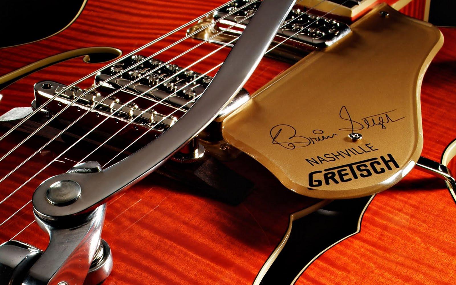 Back Gallery For gretsch guitar wallpaper 1600x1000