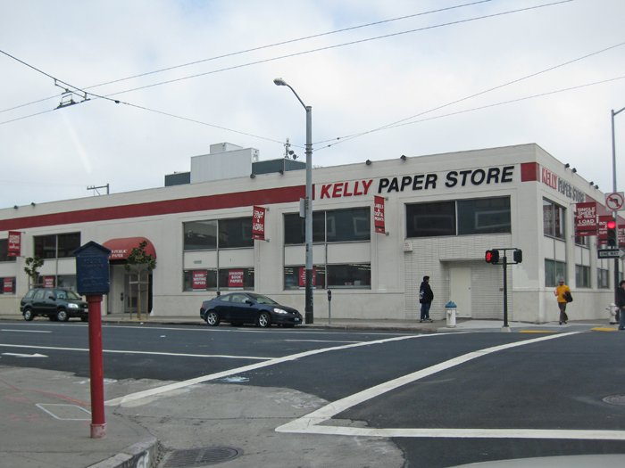 Kelly Paper Store   Cards Stationery   SoMa   San Francisco CA 700x525