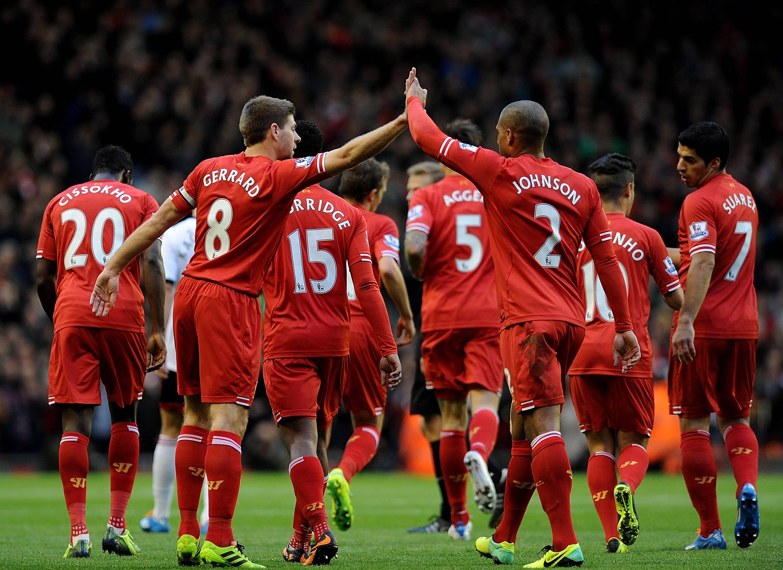 Liverpool FC Wallpapers Liverpool FC Wallpapers Best 3000x2182