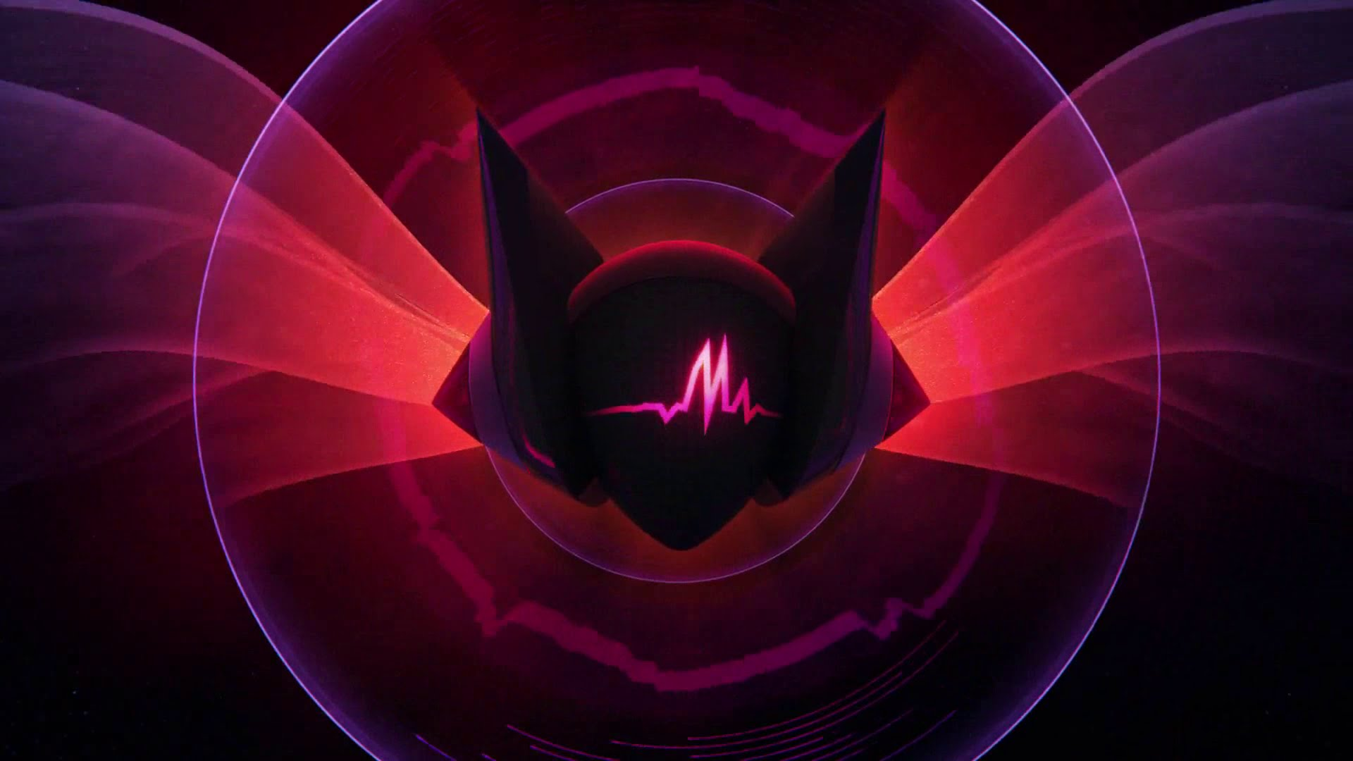 DJ Sona Animated Wallpaper Concussive 1920x1080
