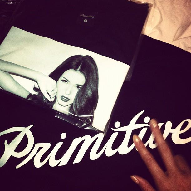 Primitive Clothing Wallpaper Primitive apparel x ashley sky 612x612