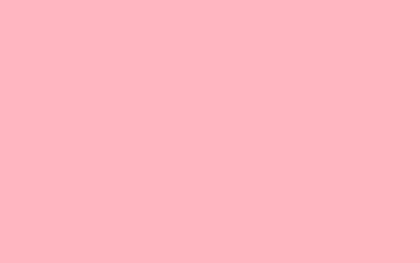 1440x900 resolution Light Pink solid color background view and 1440x900