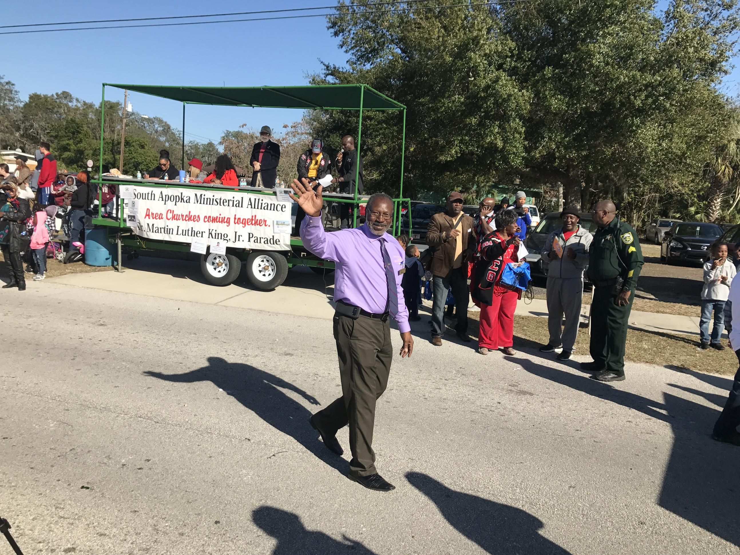 Smith draws on a diverse background in service to Apopka   The 2587x1940