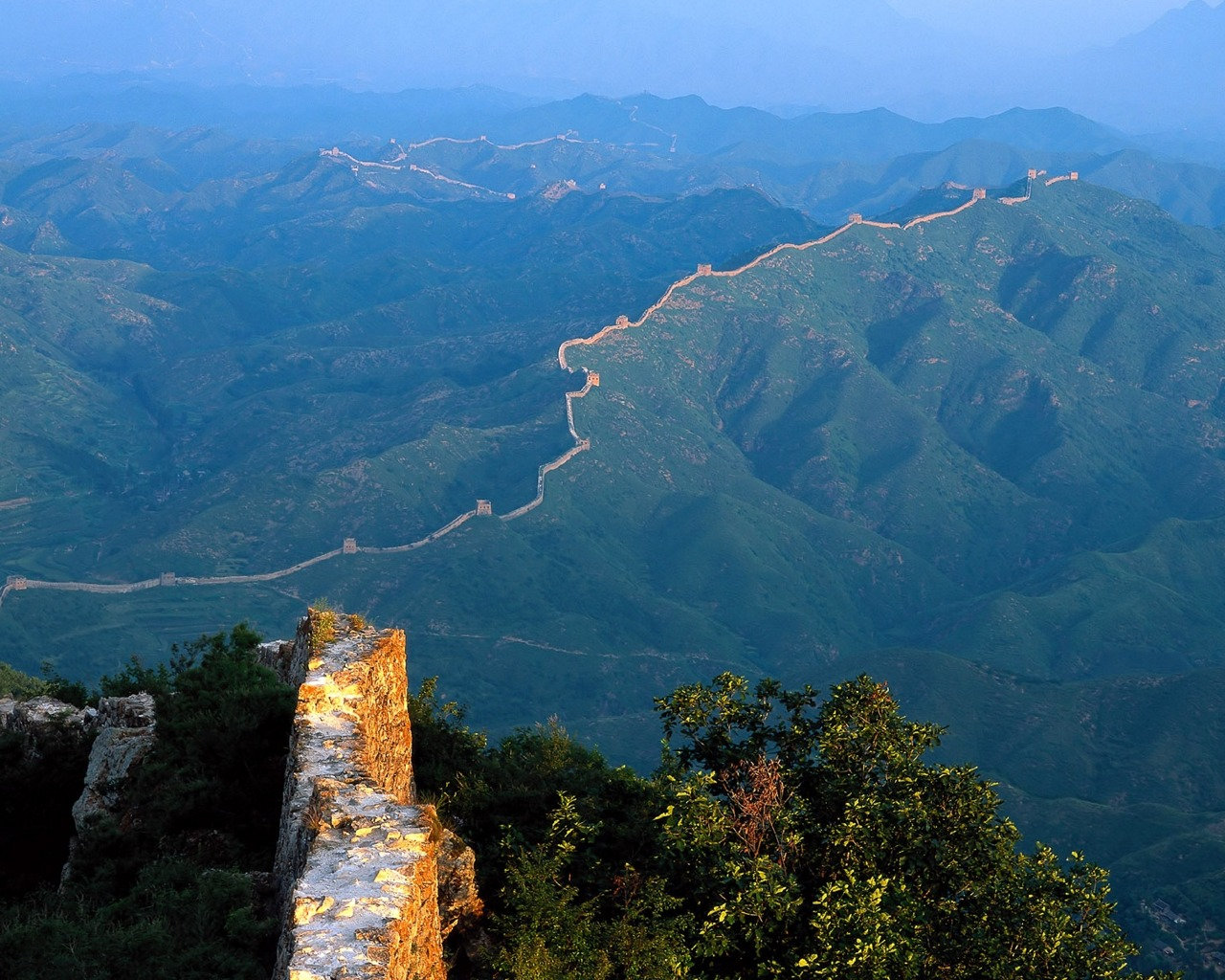 Great Wall of China Wallpaper  China Wall HD Wallpapers Best HD 1280x1024