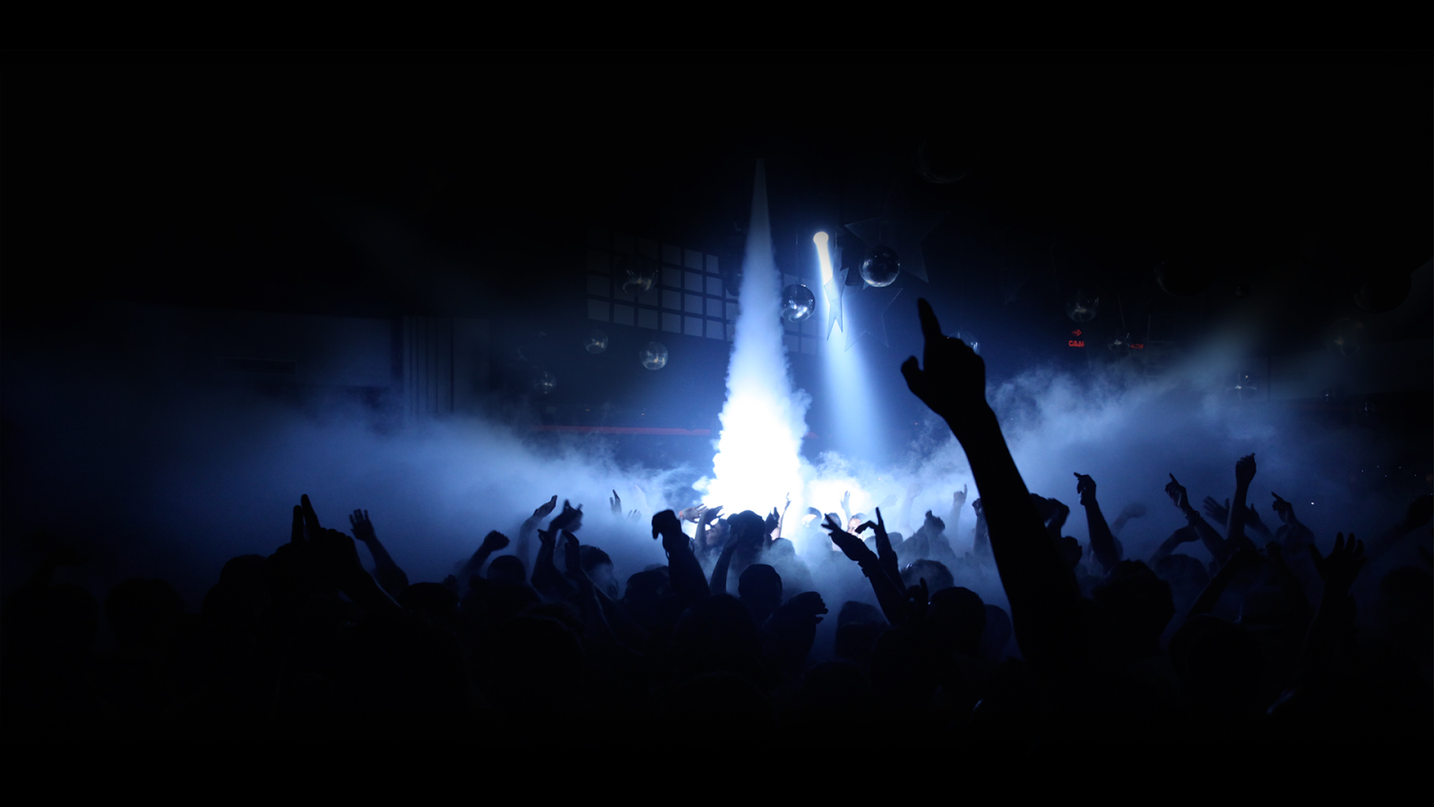 Rave Backgrounds Hd Background lit. foreground lit