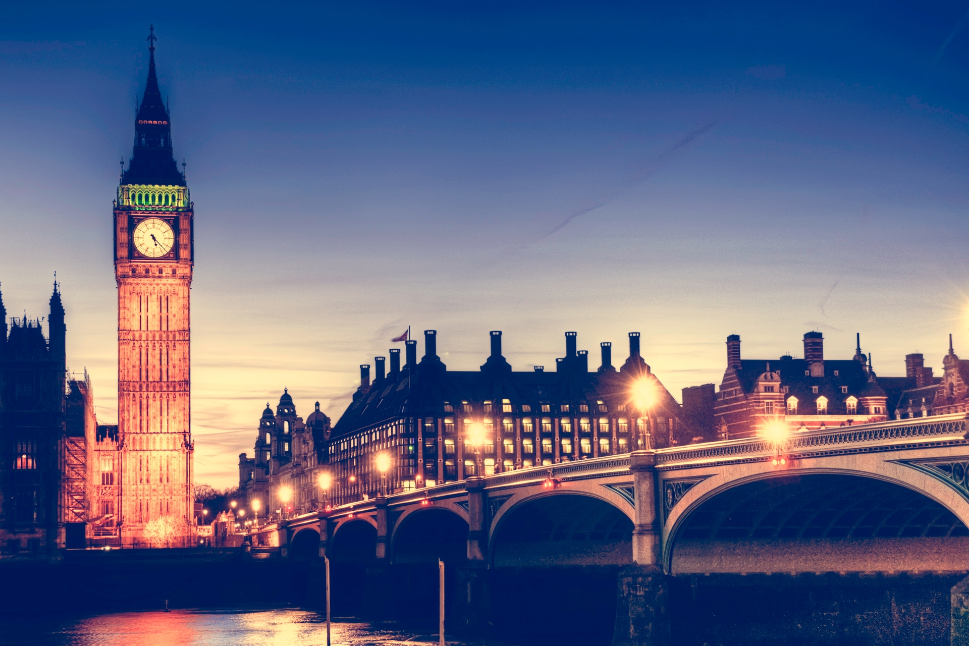 Big Ben London   OGQ Backgrounds HD 1920x1280