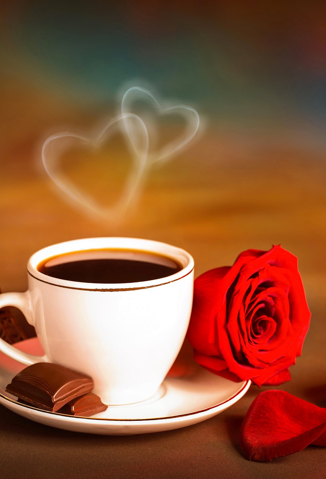 Love Coffee Cup Wallpaper | www.pixshark.com - Images ...