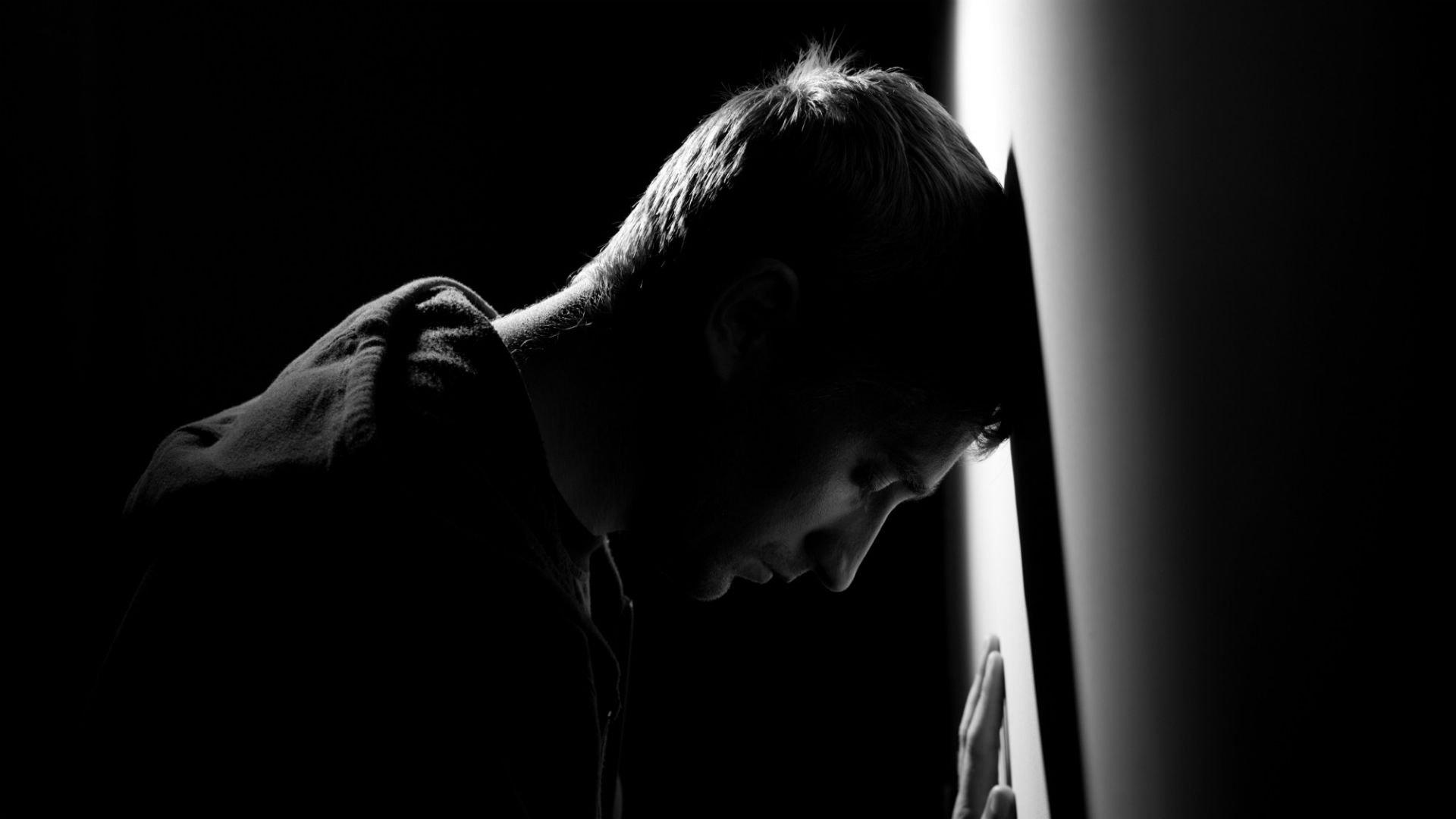 depression Sad Mood Sorrow Dark People Wallpapers HD 1920x1080