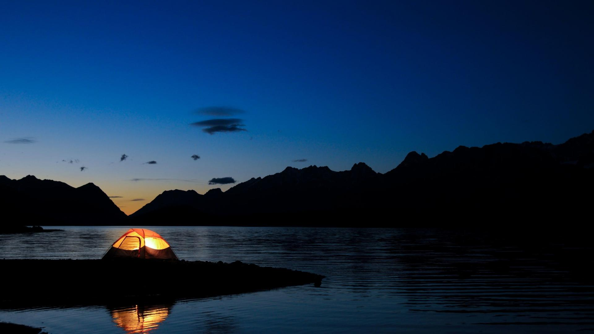 camping wallpaper desktop wallpapersafari