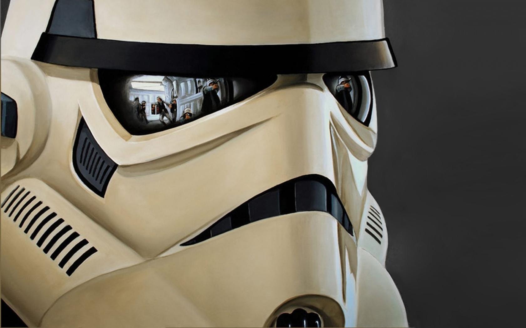 1680x1050 Stormtrooper desktop PC and Mac wallpaper 1680x1050