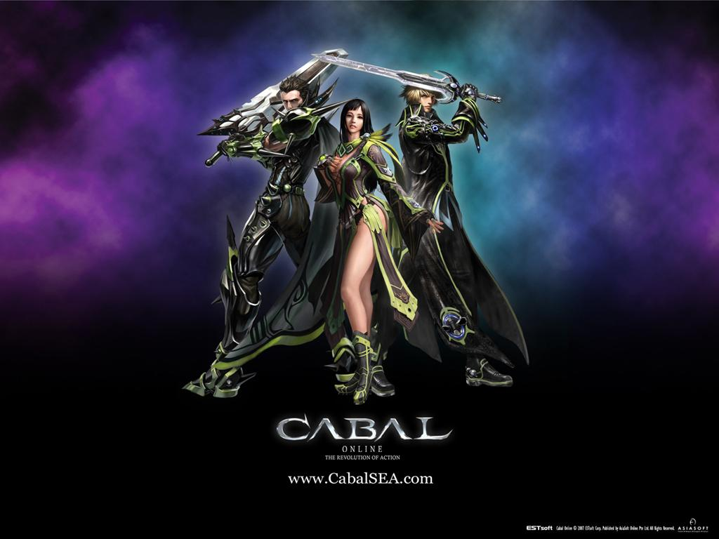 Cabal Online Wallpapers   Games Wallpapers 3 1024x768