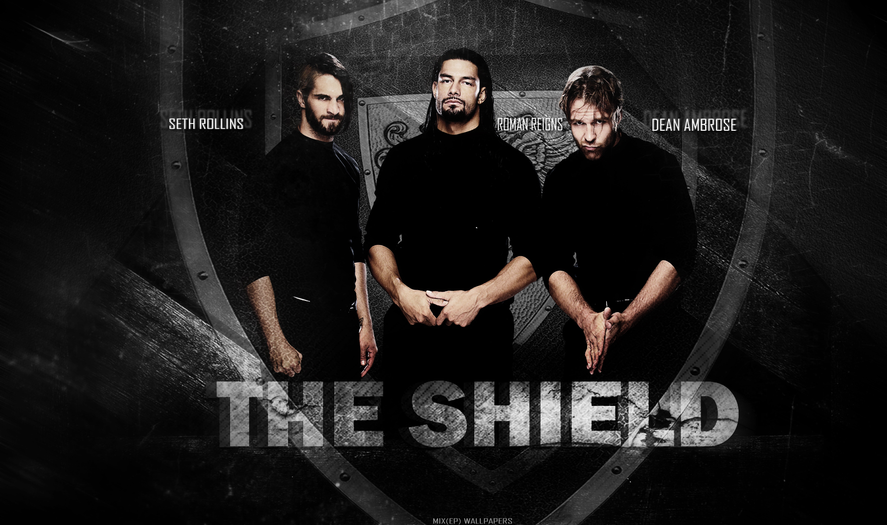 The Shield Superstars Pictures WWE Hunks 1823x1080