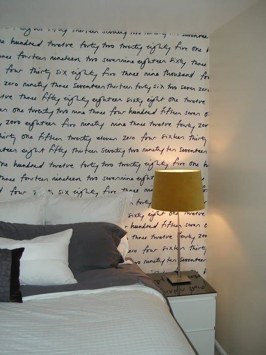 How To Make Removable Fabric Wallpaper 525x700