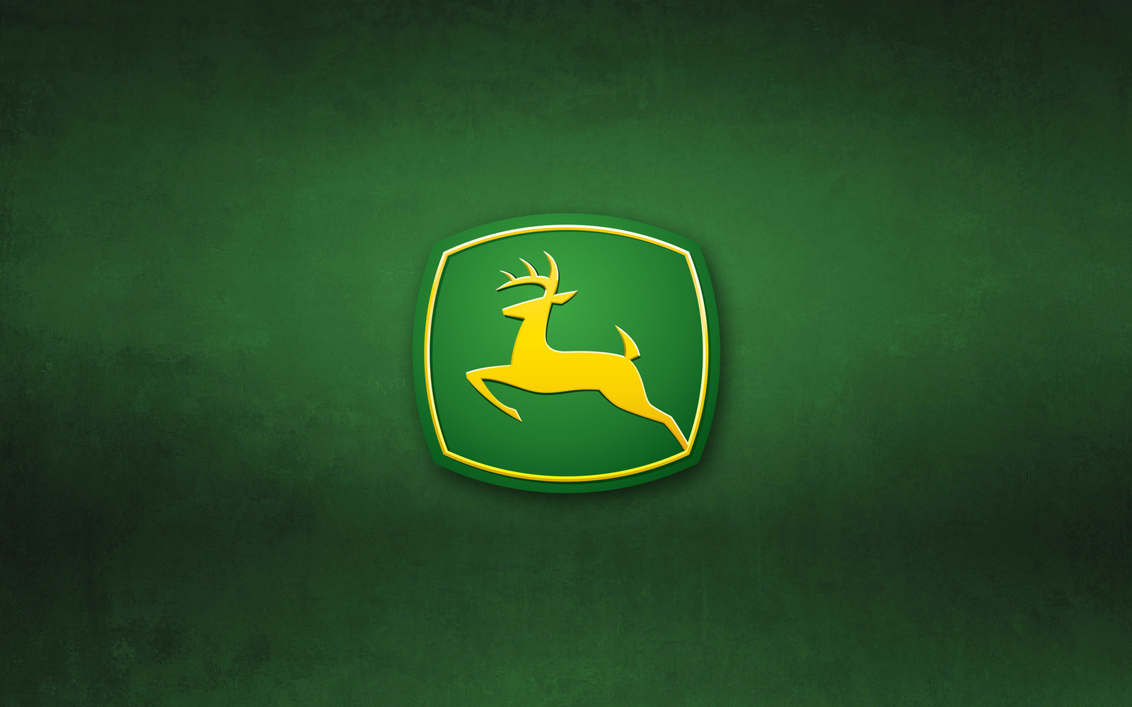 John Deere Logo Wallpaper by fictionalautumn 1600x1000