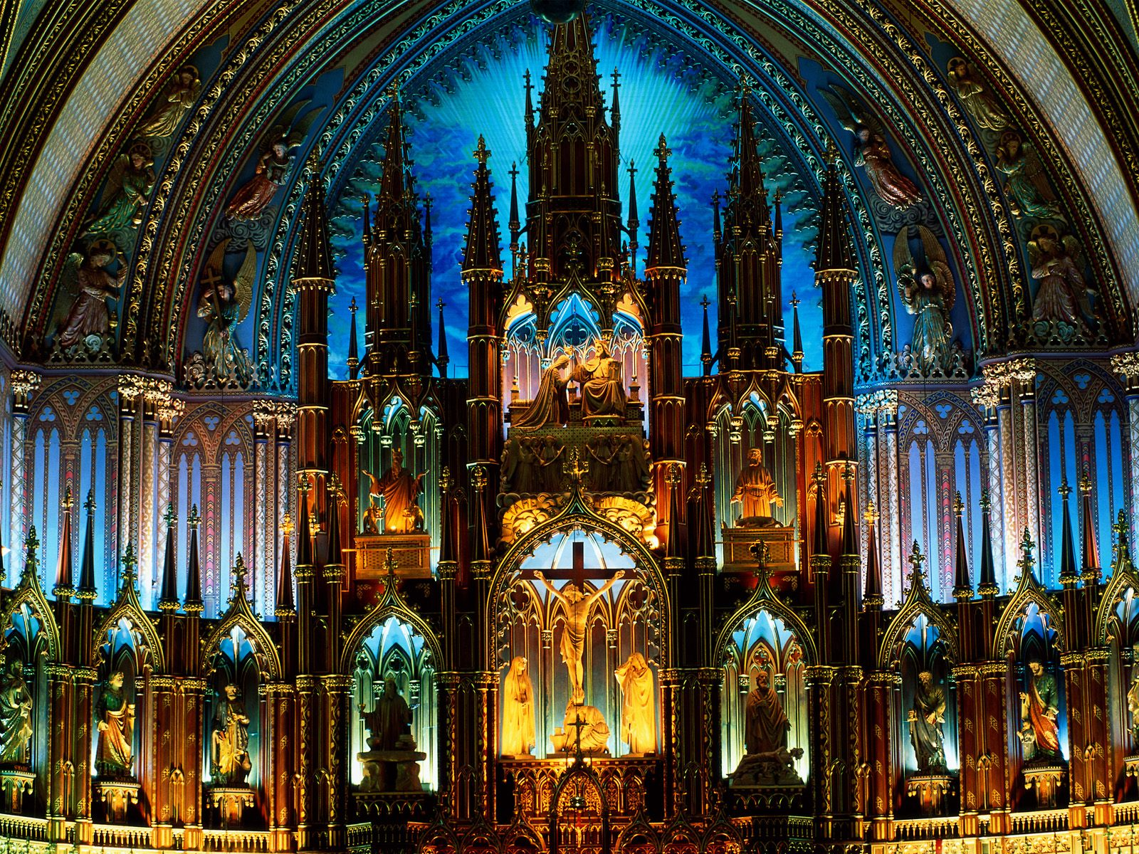 40 Notre Dame Cathedral Wallpaper On Wallpapersafari