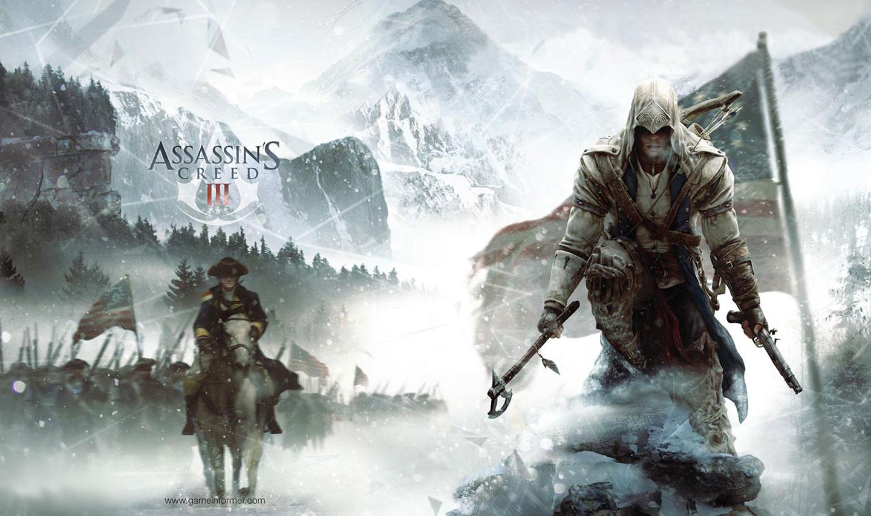 Assassins Creed 3 Assassins Creed 3 wallpapers hd hq 1080p 1440x853