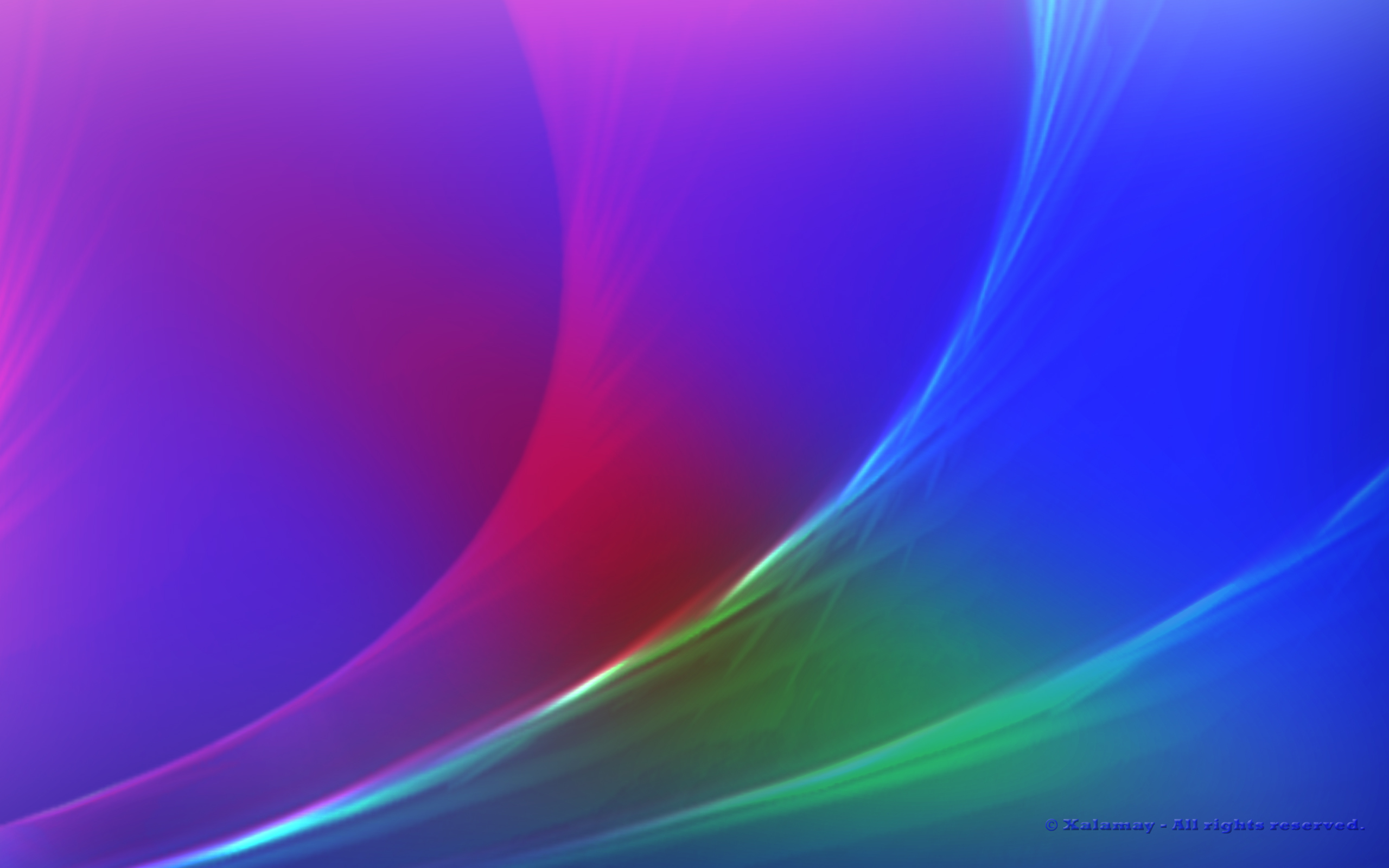 Abstract Unique Desktop Wallpaper