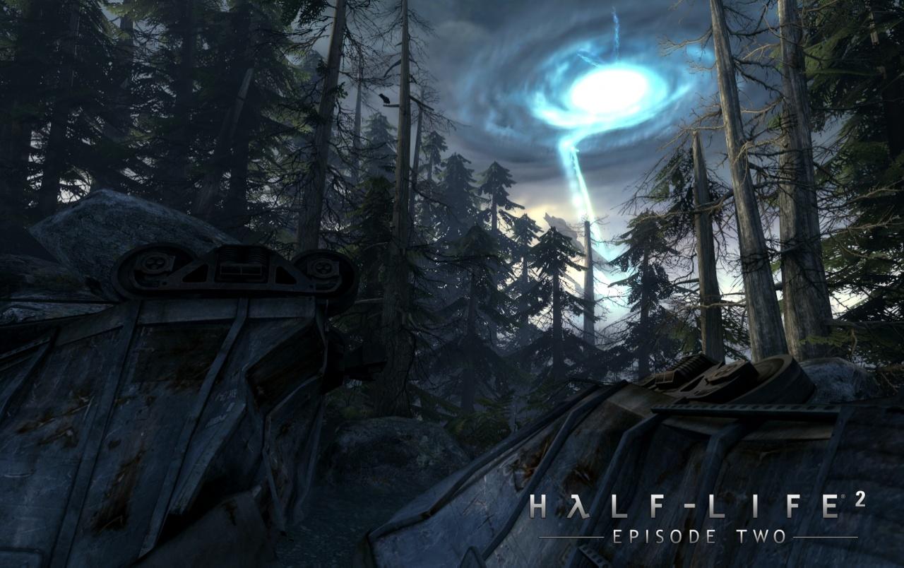 Half Life 2 Episode 2 wallpapers Half Life 2 Episode 2 stock 1280x804