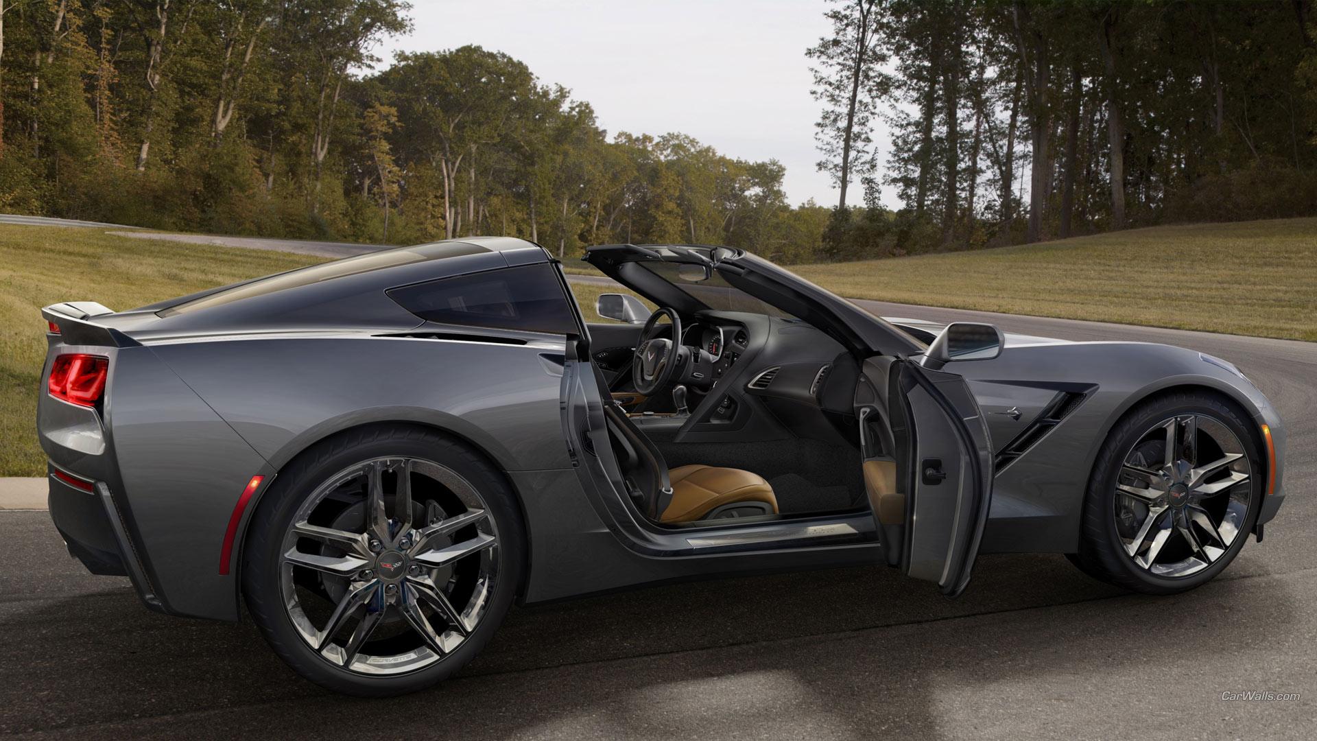 HD Corvette C7 Wallpapers 2014 1920x1080