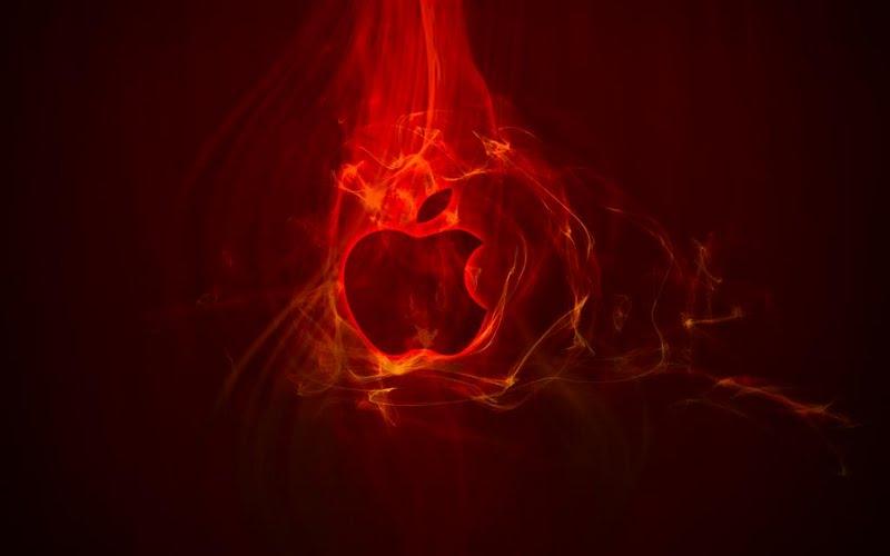 High resolution Red Hot Apple desktoplaptop wallpaper Listed in art 800x500