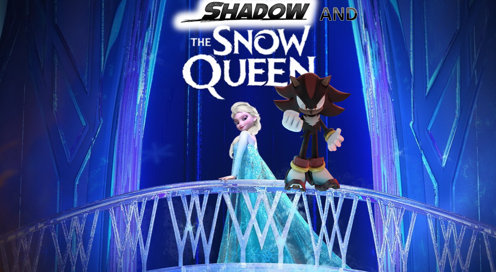 Shadow and the Snow Queen Wallpaper Game by Elsa Shadow on deviantART 1600x880