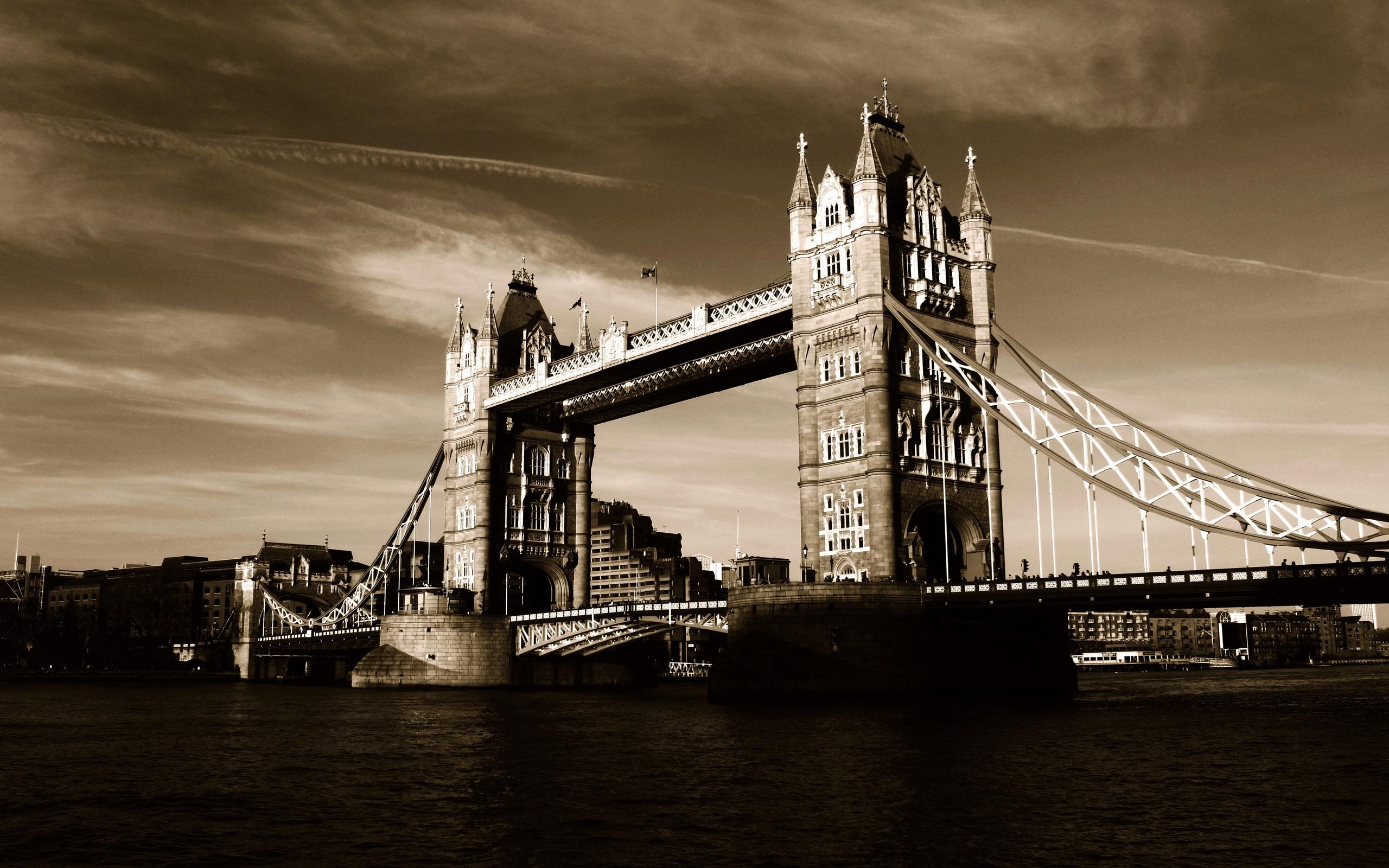 Tower Bridge Full HD Wallpaper   Travel HD Wallpapers 2560x1600