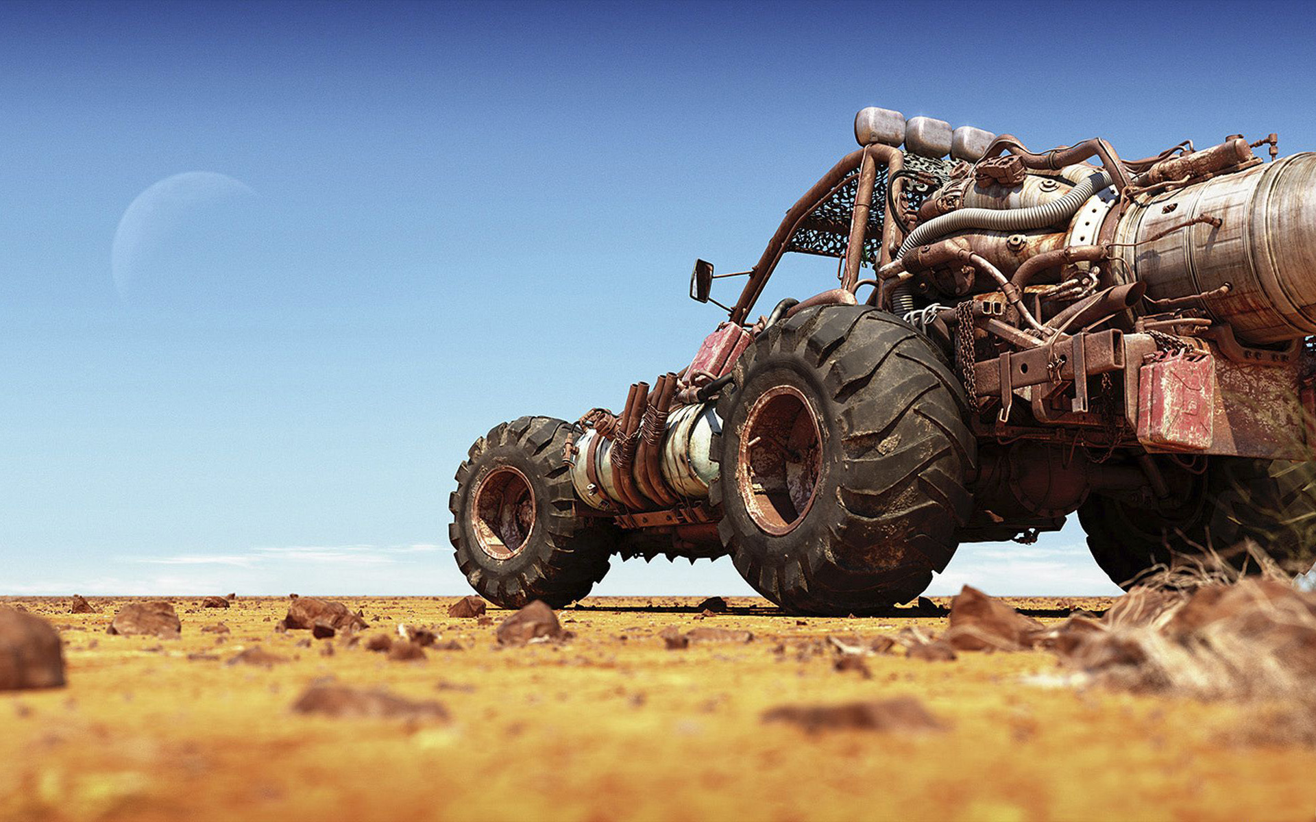 Mad Max buggy HD Wallpaper 1920x1080 Mad Max buggy HD Wallpaper 1920x1200