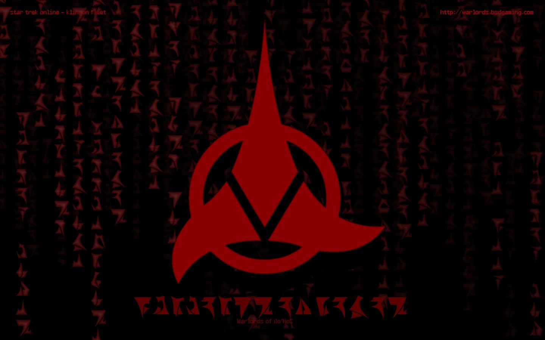 Klingon Logo Klingon wallpaper ver 03 by 1440x900