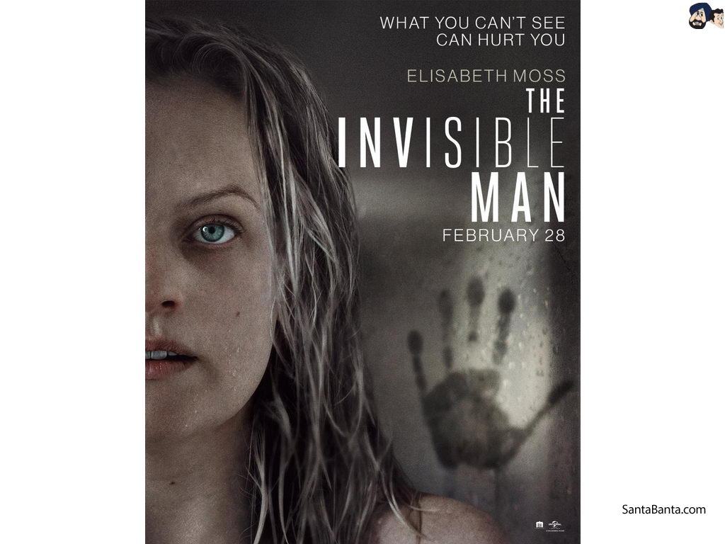 The Invisible Man Movie Wallpaper 9 1024x768