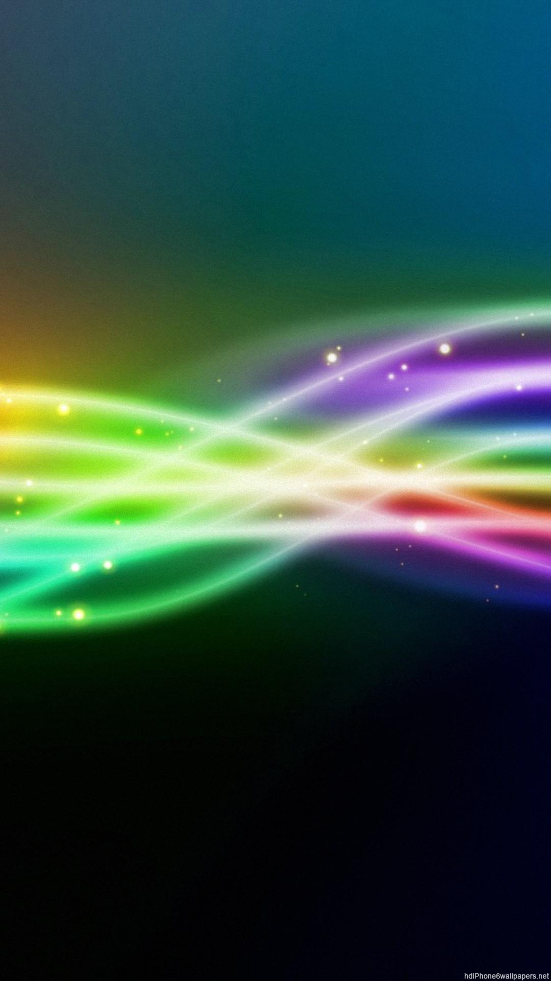 Iphone 6 Rainbow Wallpaper Wallpapersafari