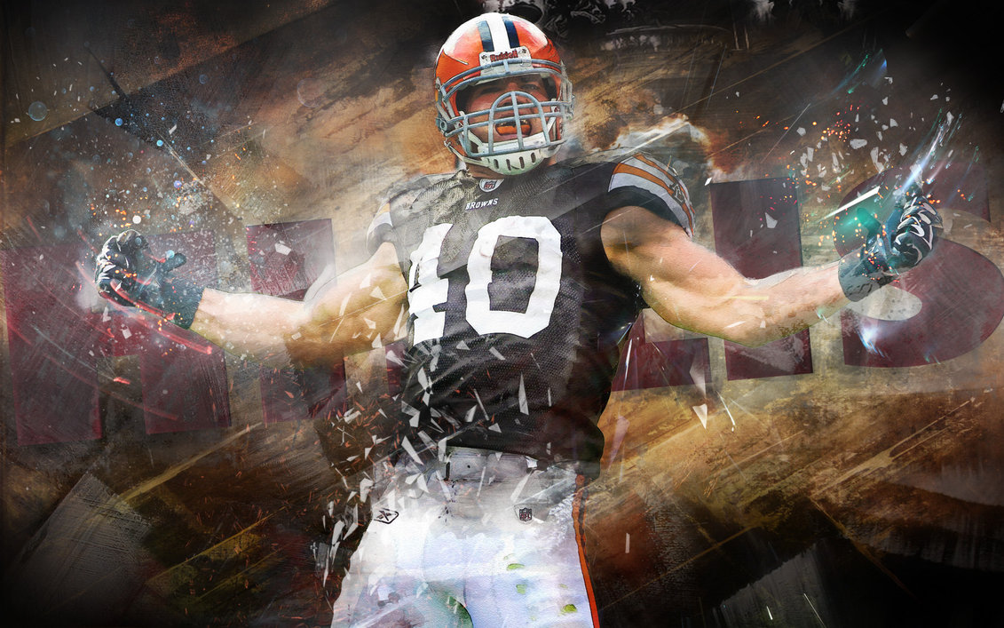 PeytonHillisClevelandBrownsWallpaper by 31ANDONLY 1131x707
