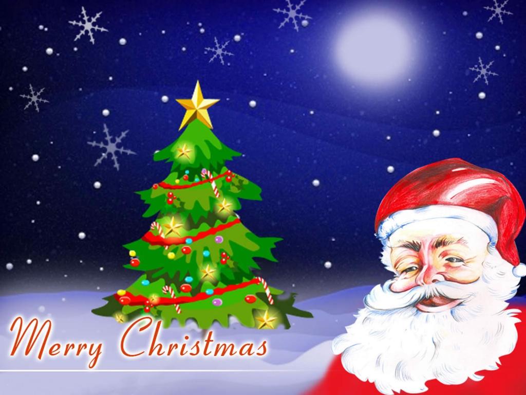 Pics Photos   Funny Christmas Wallpaper Hd Download 1024x768