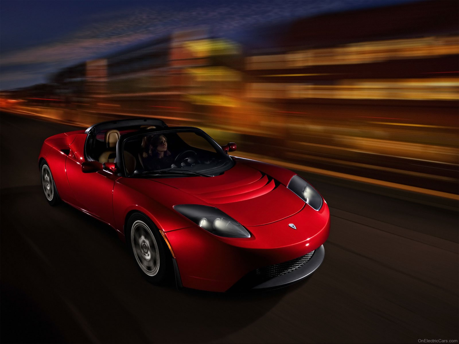 Wallpapers On Electric Cars 1600x1200
