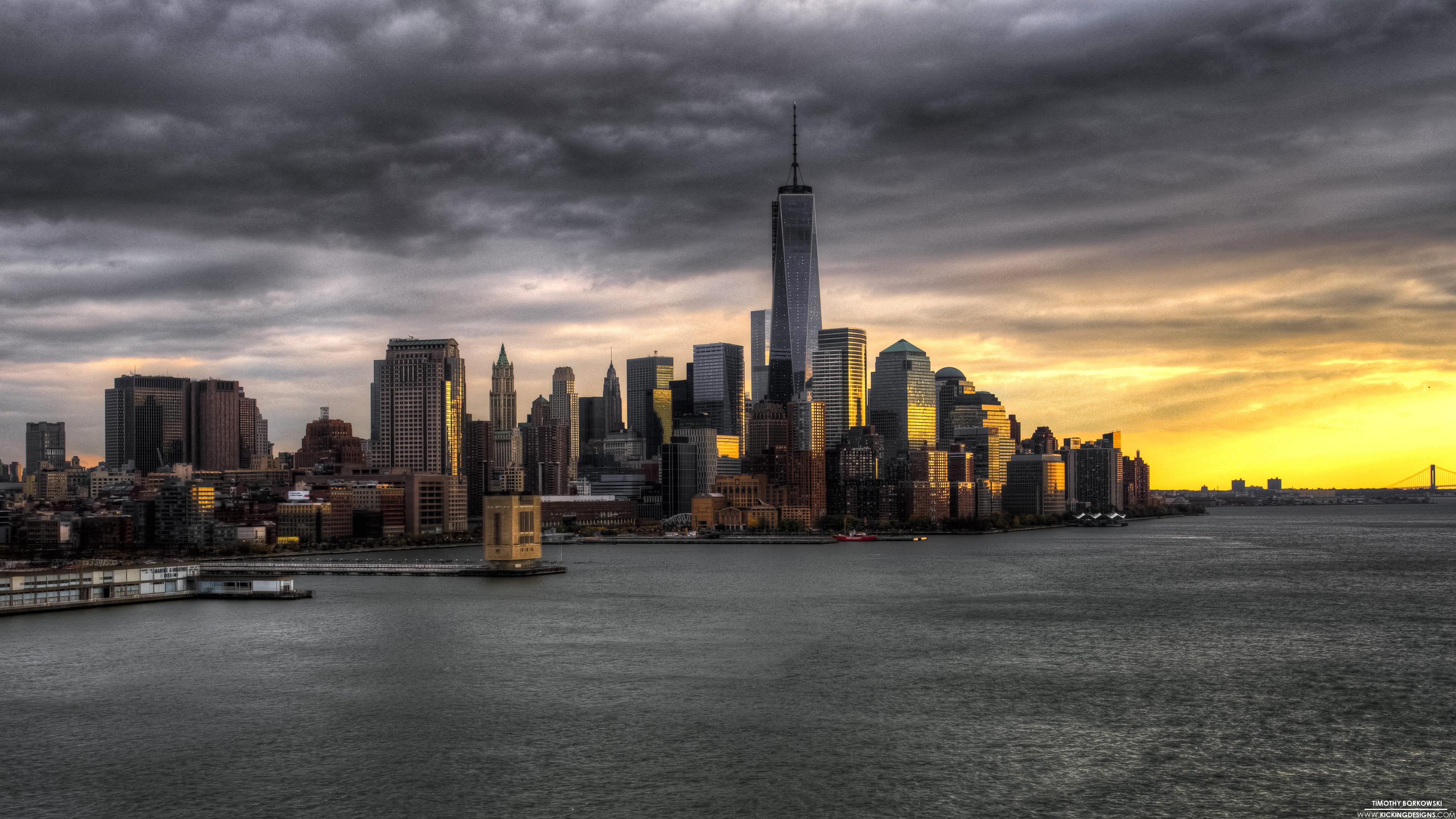 4k New York Wallpaper Wallpapersafari