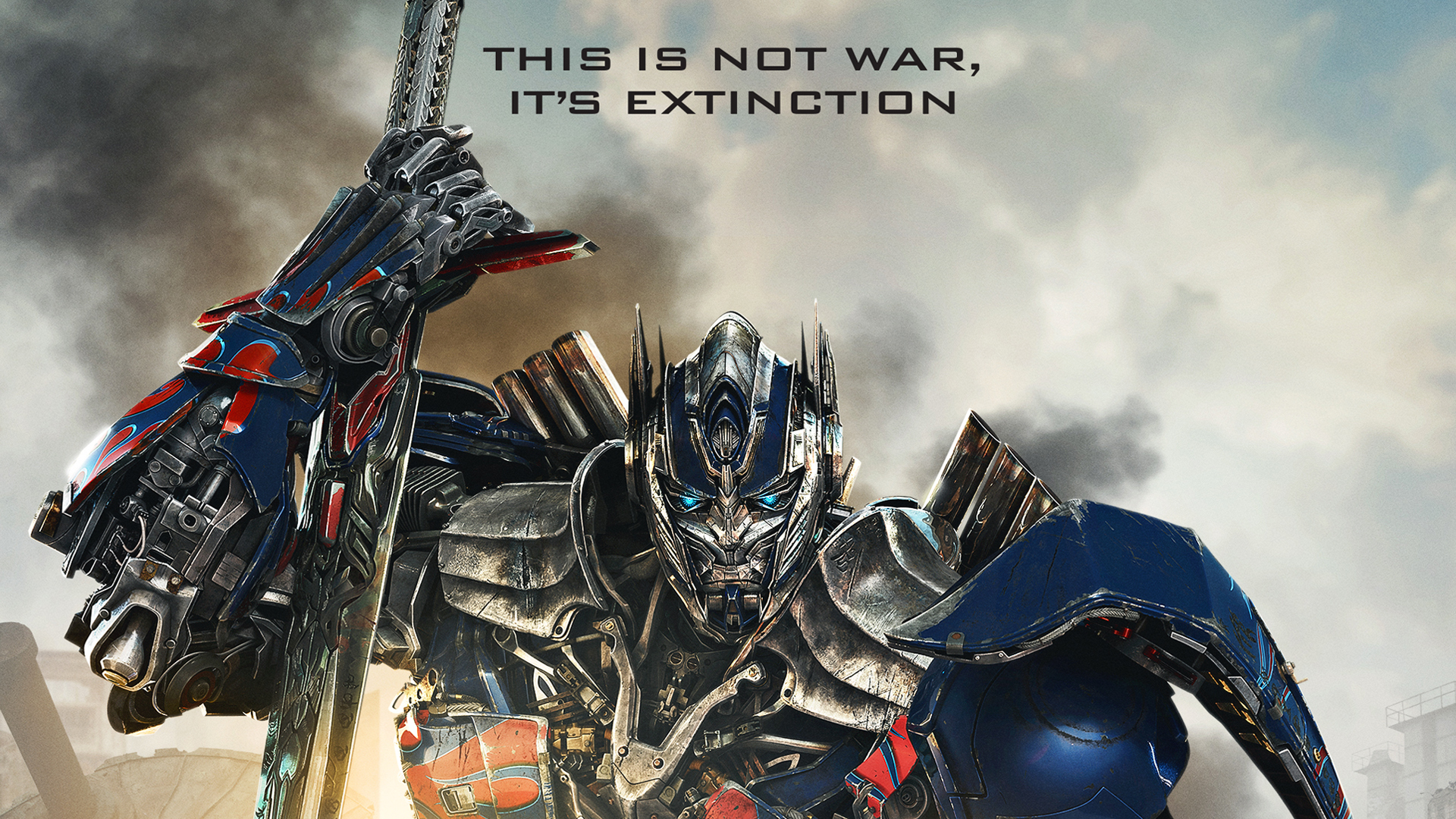 Free Download Optimus Transformers 4 Hd Wallpaper 1920x1080 For