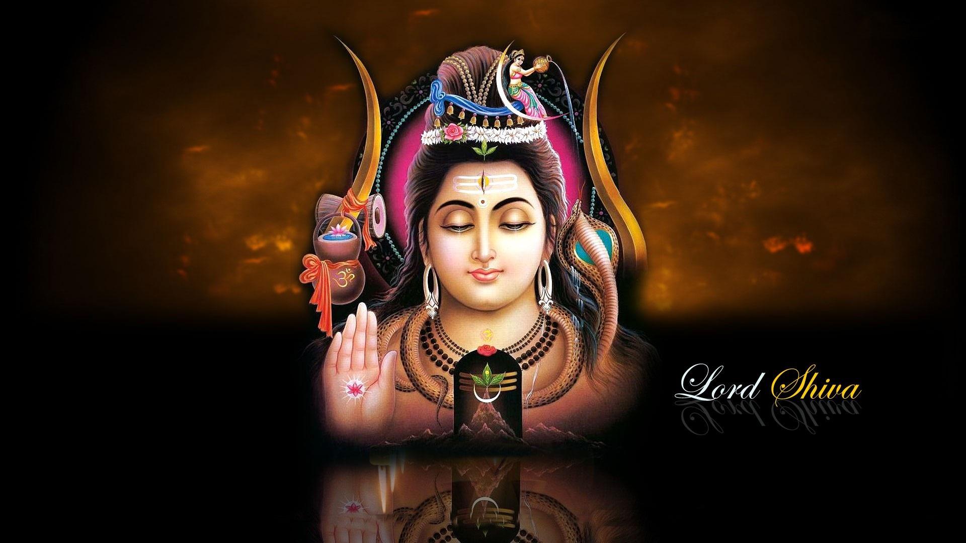 Lord Shiva with shivling 2014 HD wallpaper HD Wallpapers Rocks 1920x1080