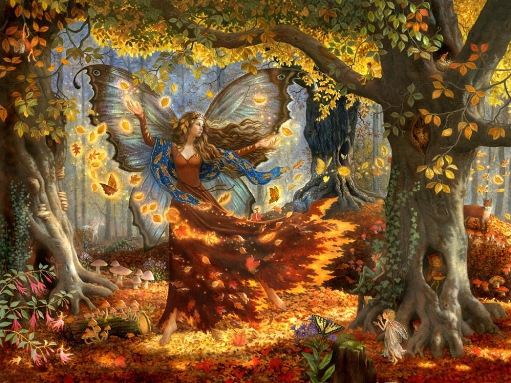 49+ Fairies and Pixies Wallpaper on WallpaperSafari