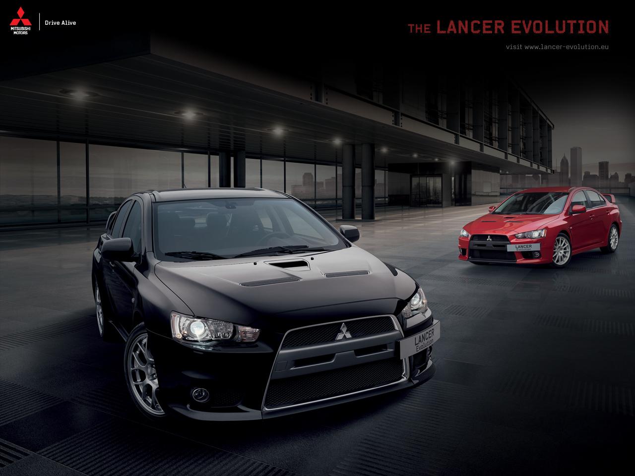 Free Download Mitsubishi Lancer Evolution X Mr 1280x960