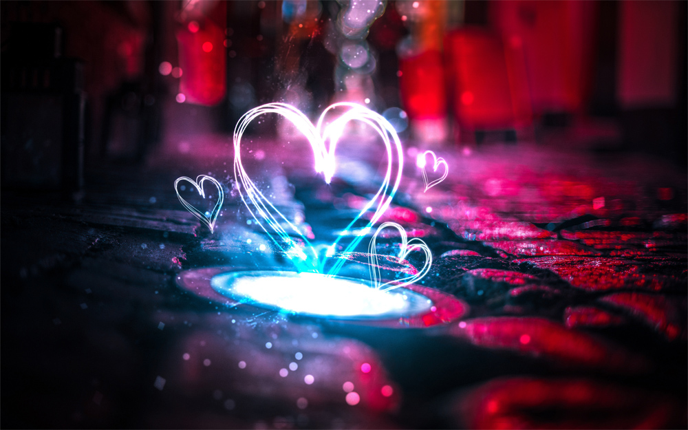 17 Romantic Happy Valentines Day HD Wallpapers for Your 1000x625