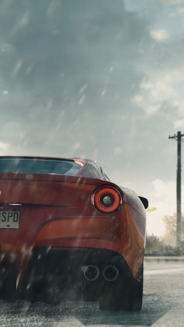 Wallpaper Need for Speed 2015 Best Games 2015 game racing 640x1138