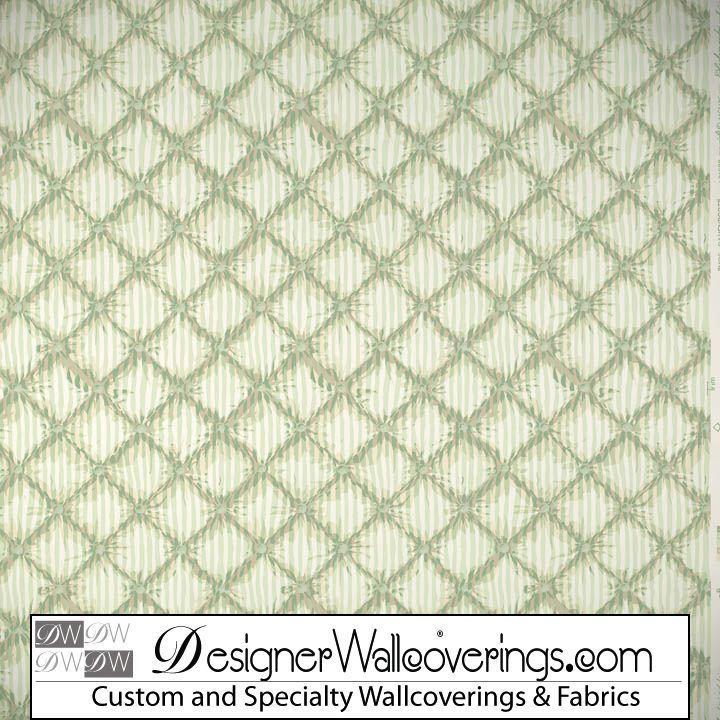 Tufted Trellis Lattice Wallpaper [PAL 42086] Designer Wallcoverings 720x720