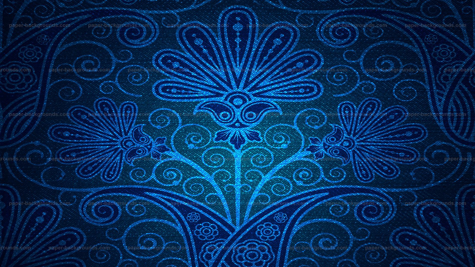 Blue Texture Wallpaper