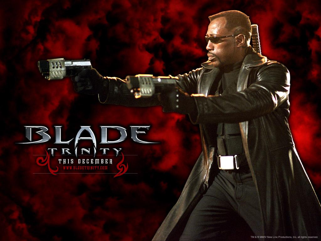 Blade Trinity wallpaper Blade Trinity 1024x768