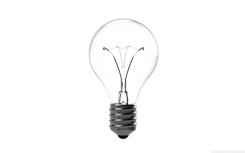 Incandescent Light Bulb 4K HD Desktop Wallpaper for 4K Ultra HD 2880x1800