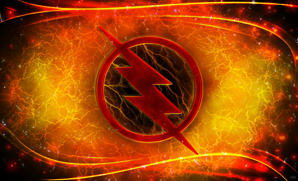 Logo Reverse Flash by Groltard 1023x623