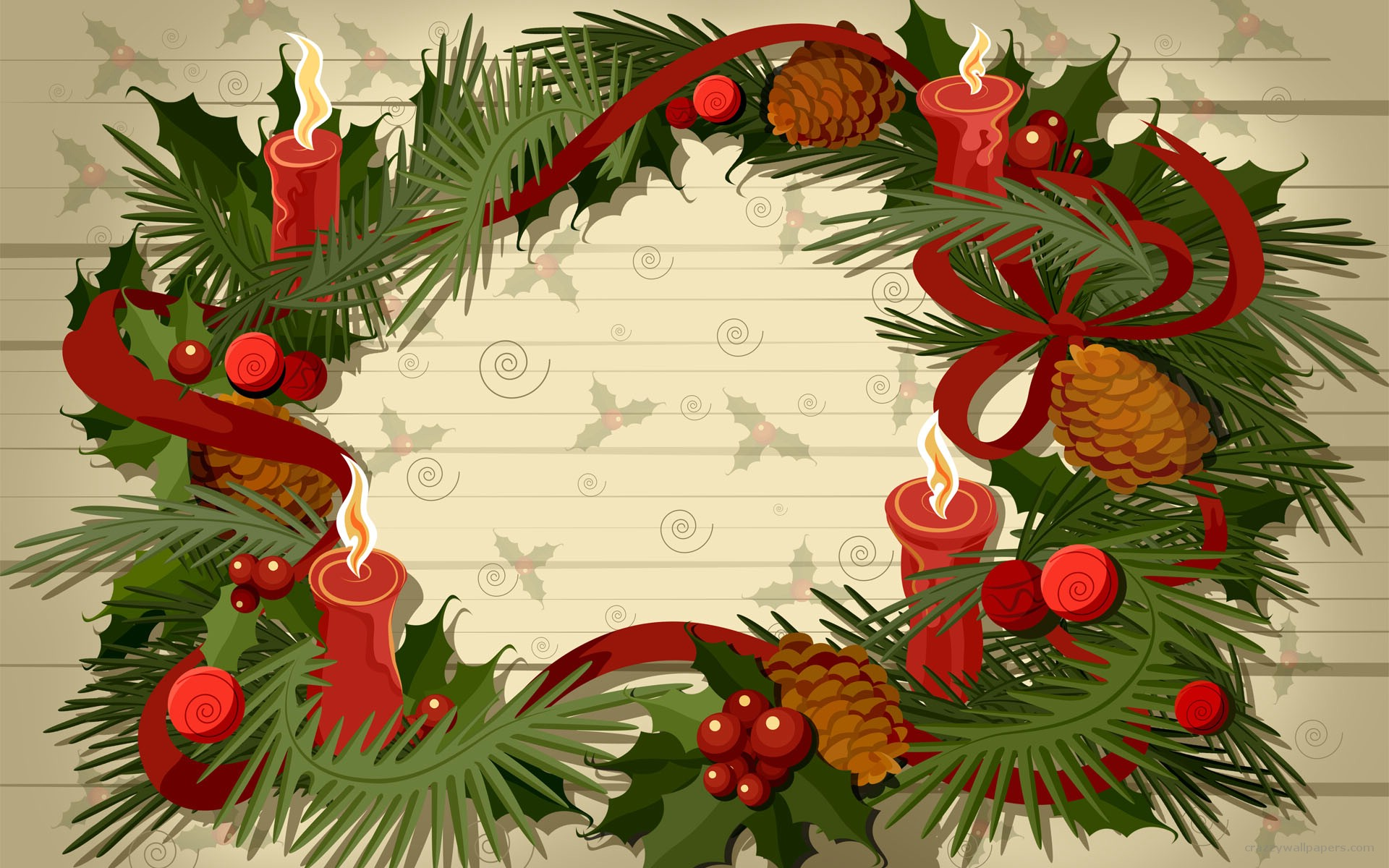 25 Cool Widescreen Christmas Wallpapers Blaberize 1920x1200