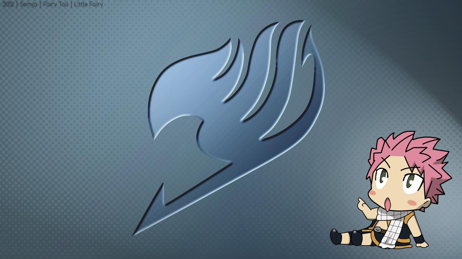 FAIRY TAIL Logo wallpaper   ForWallpapercom 1600x900