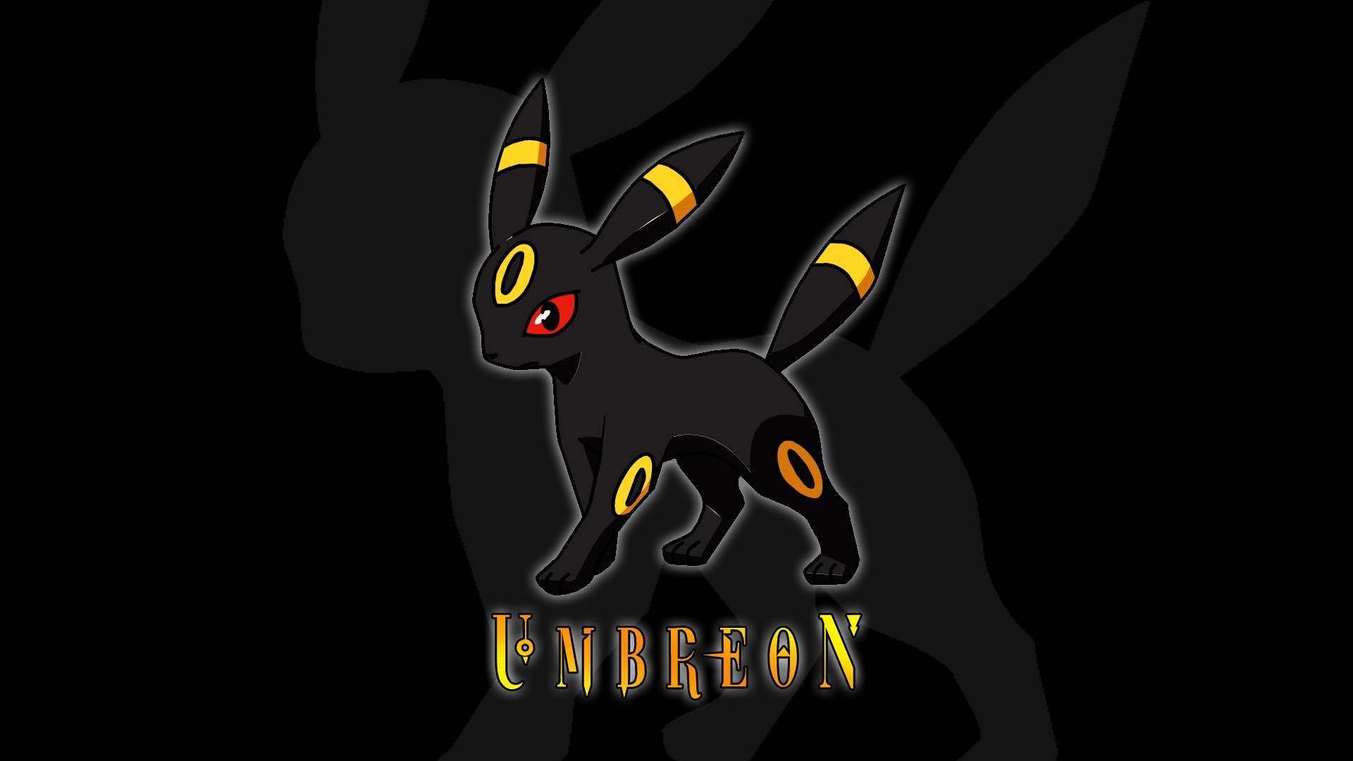 Pokemon Umbreon wallpaper 71984 1920x1080
