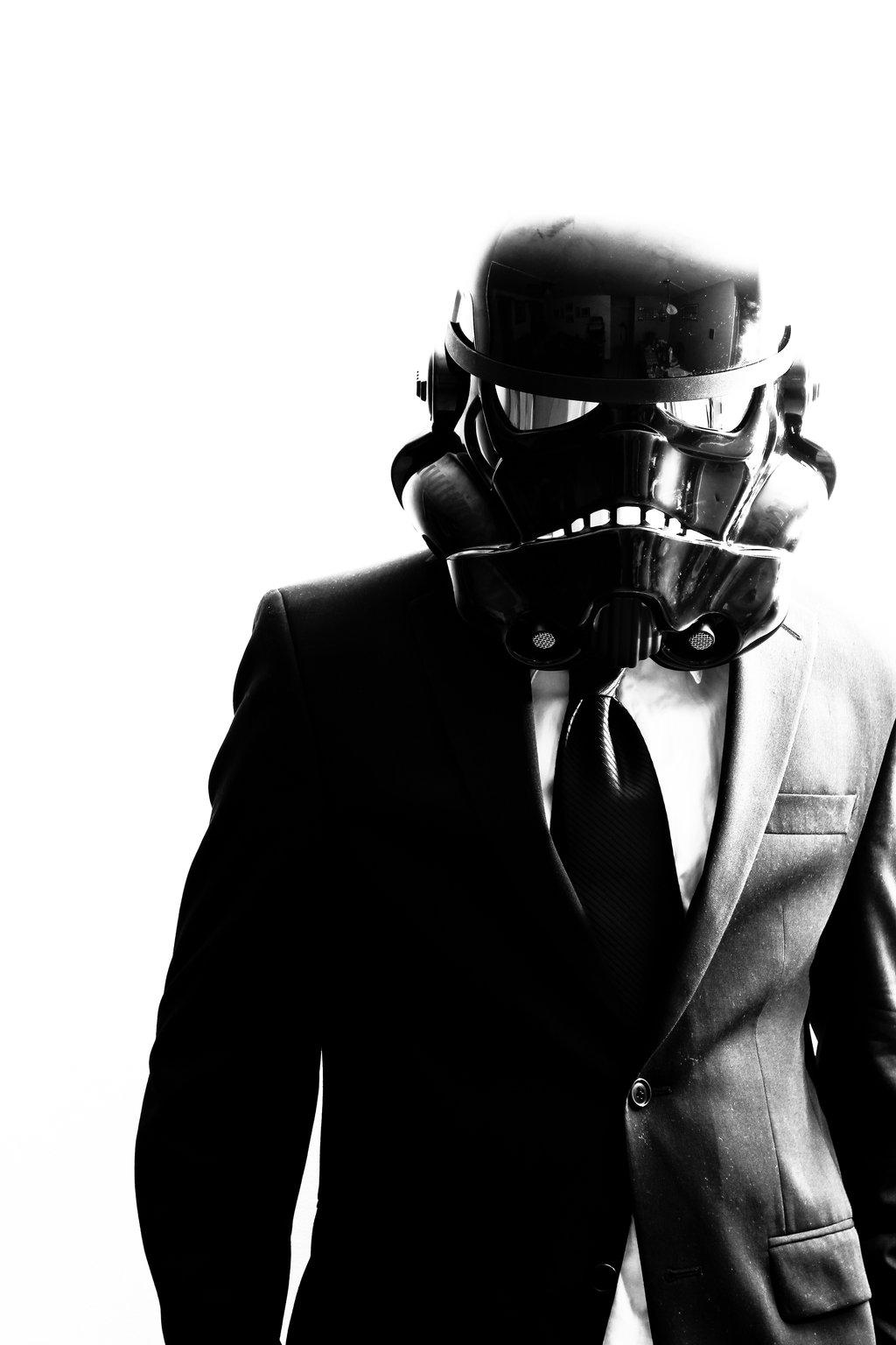 Shadow trooper wallpaper wallpapersafari - Stormtrooper suit wallpaper ...